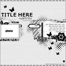 123 best b sketch images on pinterest scrapbook sketches card