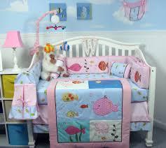Porta Crib Bedding Set by Blankets U0026 Swaddlings Disney Little Mermaid Crib Set Together With