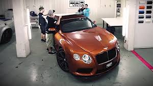 bentley suede bentley continental gt wrapped in 3m satin pearl white by provinyl