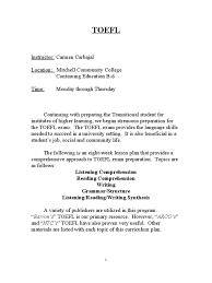 toefl doc test of english as a foreign language reading