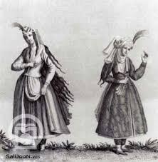 حجاب در ایران باستان...
