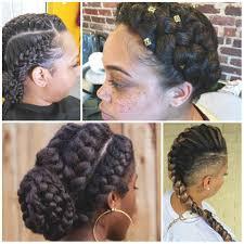 goddess braids hairstyles for black women two goddess braids hairstyles black women hairstyles haircuts