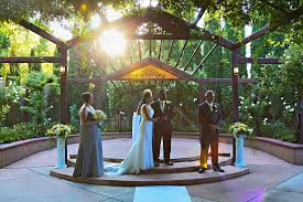 wedding venues in albuquerque albuquerque botanic gardens wedding venue