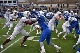thanksgiving day football scores football montclair hs finishes season defeating bloomfield in