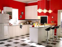 before kitchen no backsplash just red walls white cabinets lively dark red kitchen colors gen4congress com throughout red kitchens walls and lime green kitchen decor ideas