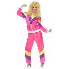 Halloween 80s Costume 80s Costume Neon Tracksuit Funny Halloween Fancy