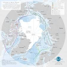 United Route Map September 2012 Arcticecon