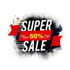 sale poster sale banner or flyer design discount upto 40