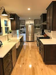 how much is a galley kitchen remodel galley kitchen renovation sammy spiegel galley kitchen