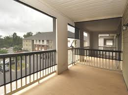 phifer quick shade offers protection privacy for apartment balconies