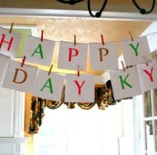 home design decoration for birthday party at home decorating