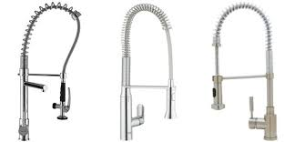 professional kitchen faucets home marvelous commercial kitchen faucets for home and industrial