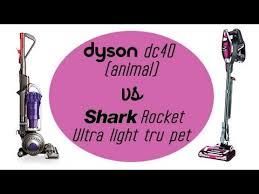 shark rocket ultra light tru pet deluxe vacuum hv322 shark rocket ultra light tru pet vs dyson animal youtube