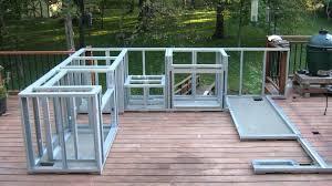 kitchen island kit lovely frame for outdoor kitchen island kit build 85 cal