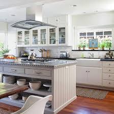 kitchen design island kitchen design guidelines better homes gardens
