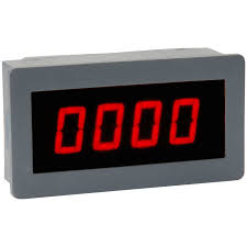 Radio Frequency Display Sure Electronics Red Led Frequency Counter Panel Meter