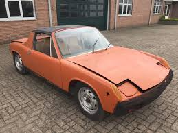 1973 porsche 914 dandy classics 1972 porsche 914 for restoration