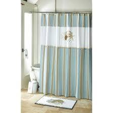 by the sea shower curtain white avanti target