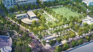 Miami Dade Kendall Campus Map by All Projects U2014 Dover Kohl U0026 Partners