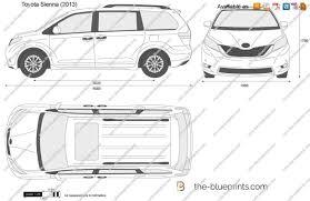 Toyota Highlander Interior Dimensions 2017 Sienna Interior Dimensions Brokeasshome Com