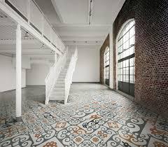 frame collection ceramic floor by refin ceramiche retail design