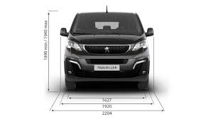 peugeot 5008 interior dimensions peugeot traveller technical information peugeot uk