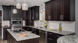kitchen cabinets with countertops fabuwood galaxy espresso kitchen cabinets low price