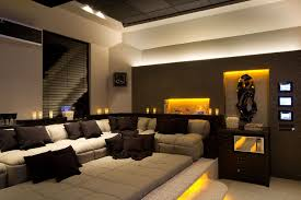home movie room decor wonderful home theater decor picture 731 basement theater