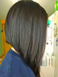 angled bob hair style for hairstyles long inverted bob hairstyle 1000 ideas about longer
