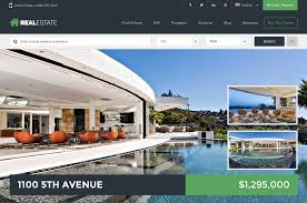 top 7 real estate themes for wordpress invictus themes