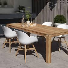 Armlehnstuhl Holz Esszimmer Vivagardea New York Esszimmer Stuhl Küchenstuhl Indoor Outdoor
