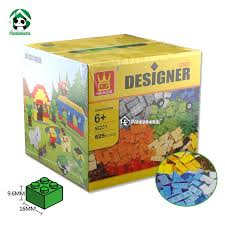 Wooden Toy Box Instructions by Aliexpress Com Buy Designer Diy Gift Toy Building Blocks 625pcs