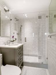 white tile bathroom ideas white subway tile bathroom ideas houzz