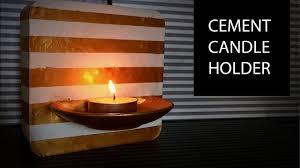 diy candle holder with soccer tutorial 4 home decor how to