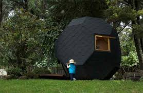 Playhouse Design Poliedro Habitable The Coolest Playhouse Modern Architecture