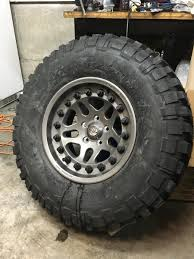 monster jeep mounting hutchinson rock monster dot approved beadlock wheels