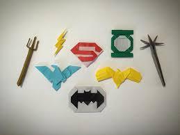 origami halloween happy halloween origami justiceleague dccomics bat u2026 flickr