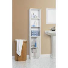 Bathroom Storage Ebay Wood Bath Storage Cabinets Ebay