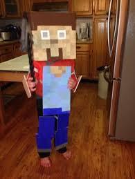 Steve Minecraft Halloween Costume Steve Minecraft Costume Minecraft Halloween Costume