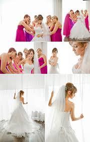 Coast Wedding Dress Tiffany U0026 Greg Gold Coast Wedding Movie World Wedding
