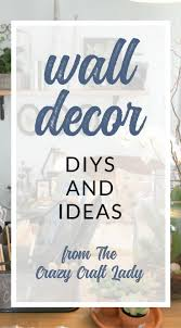 wall decor archives crazy craft
