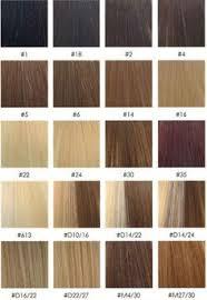 Colour Shades Shades Of Medium Brown Hair Color Chart Noskbh Hair