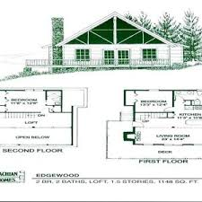 house plans for cabins cabin plans simple plan large cottage house small one floor lake