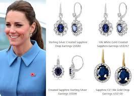kate middleton earrings best 25 kate middleton jewelry ideas on kate