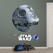 fathead death star wall decals walmart