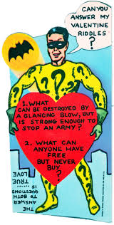 batman valentines card 1960s batman s day cards are weirdly awesome kotaku