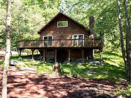 Judith Mountain Cabin by Catskills Lakefront Homes Under 500 000