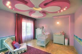 Baby Nursery Amazing Color Furniture by Fascinating Modern Pink Nursery Room Interior Design Ideas For