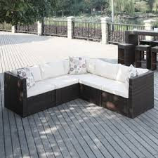 Sectional Cushions Outdoor Sofas U0026 Loveseats