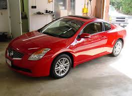 Nissan Altima Coupe Red Interior How To Install New Car Stereo Gear In Your 2008 2013 Nissan Altima